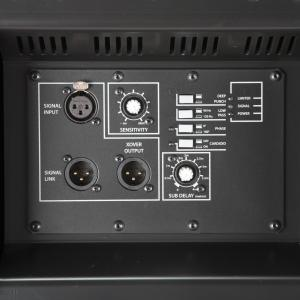 011 sub 8004 as amplifier gallery