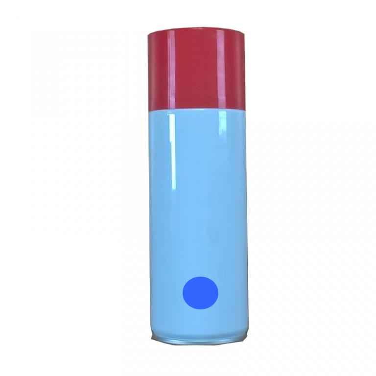 Bombonne recharge gaz projecteur de flamme bleu