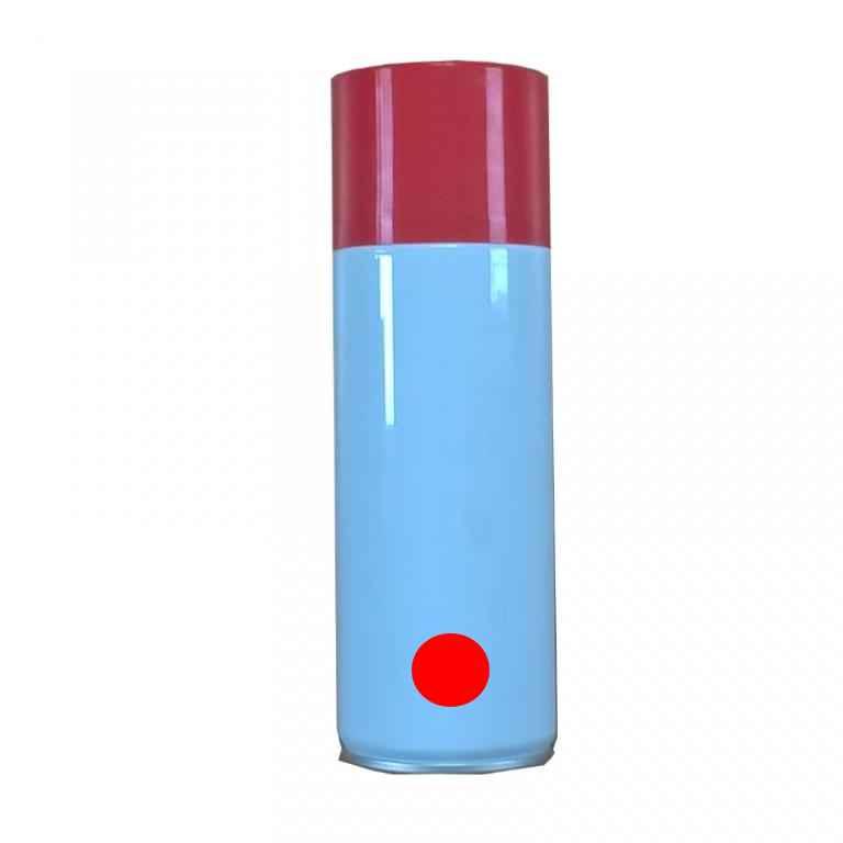 Bombonne recharge gaz projecteur de flamme rouge