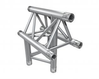 """F33 Angle 3D 50cm """"T"""" Pointe Ext. ( 6 connecteurs inclus )"""