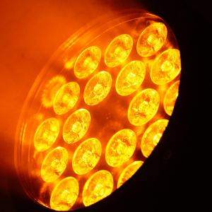 Fos technologie par ip 65 rgbwauv ambre