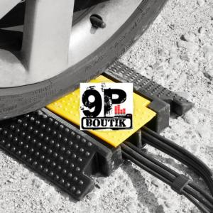 Passage de cables 2 cannaux voiture 9pbo